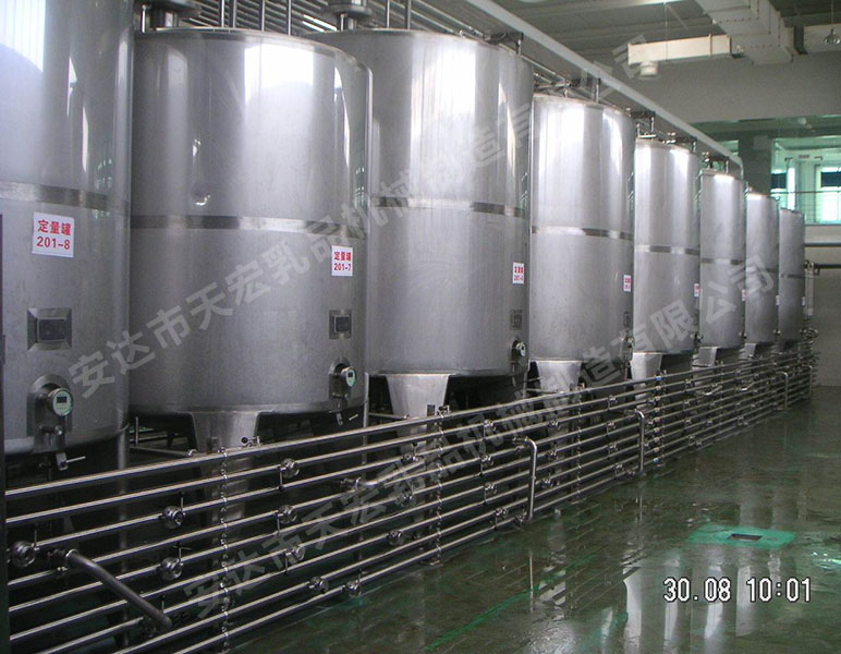 奶粉生产线